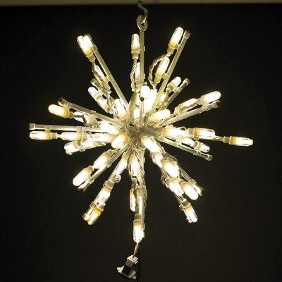 "Starburst LED Light Color: Warm White, Size: 12"" LED-SB12WW"