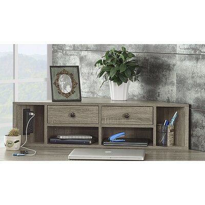 Franklin 11 H x 40 W Desk Hutch