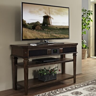 Chelsea 48 TV Stand with Built-in Surround Sound