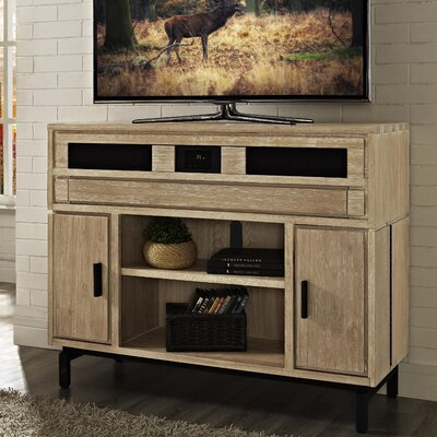 Soho Deluxe 48 TV Stand Color: Natural