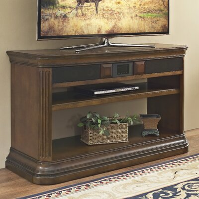 Lexington 48 TV Stand with Built-In Surround Sound