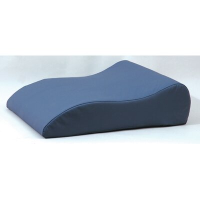 Premium Reflexology Bolster Color: Burgundy
