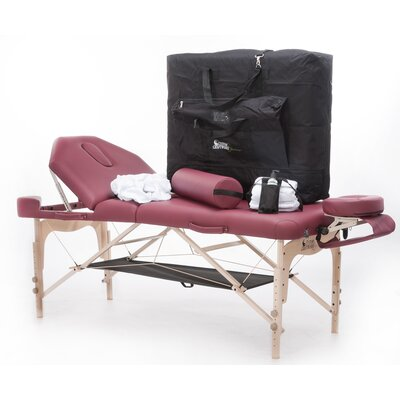 Destiny Practice Essentials Kit Color: Burgundy