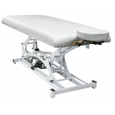 Thera-P Hands Free Table with Face Rest Base and Pillow Color: Buff
