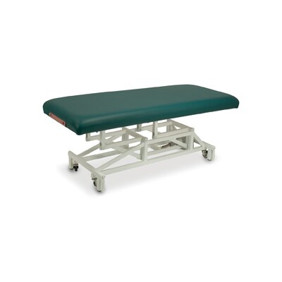 McKenzie Basic Electric Massage Table Color: Hunter Green