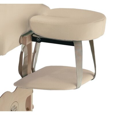 Premium Hanging Front Arm Rest Shelf Color: Mushroom