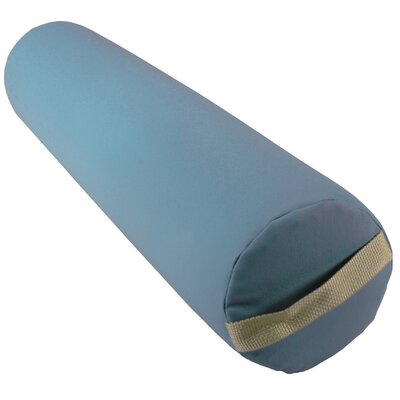 Premium Round Ankle Bolster Color: Buff