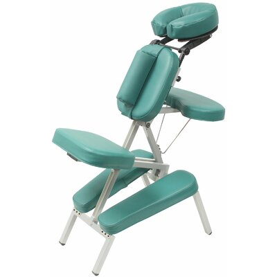 Melody Massage Chair Color: Teal