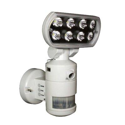 Versonel Nightwatcher Pro Recording 8 Light Security Motion Wall Light