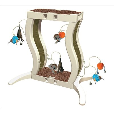 Kitty Connection Deluxe Cat Scratcher