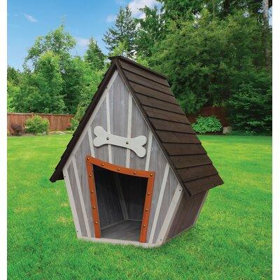 Houses and Paws Whimsical Dog House