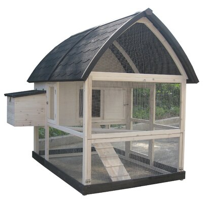 Coops & Feathers Country Chicken Coop