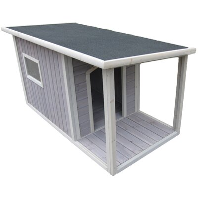 Houses & Paws� Urban Classic Dog House
