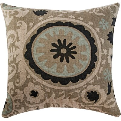 Suzani Stone Accent Throw Pillow