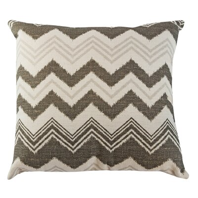 Zazzle Accent Throw Pillow Color: Gray