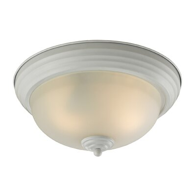 Martinsburg 2-Light Flush Mount