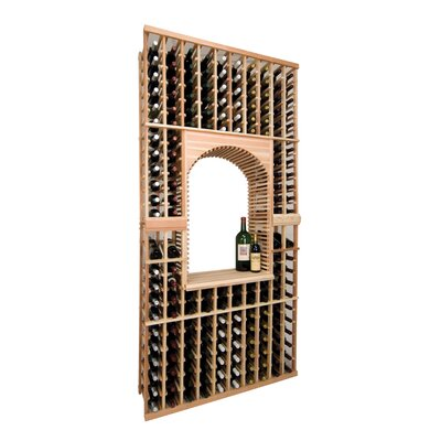 Vintner 126 Bottle Floor Wine Rack