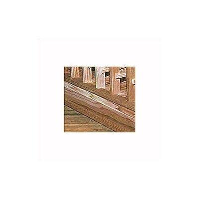 Premium Redwood Cardboard Straight Trim Kit