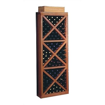Designer Series 132 Bottle Wine Rack Finish: Unstained Premium Redwood