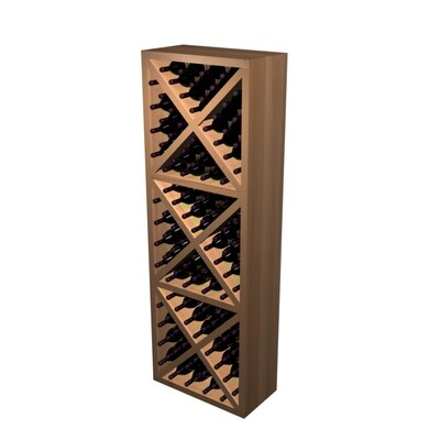 Designer Series 132 Bottle Floor Wine Rack