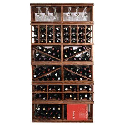 Mini Stack Series Floor Wine Rack
