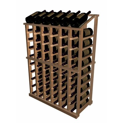 Designer Series 66 Bottle Floor Wine Rack