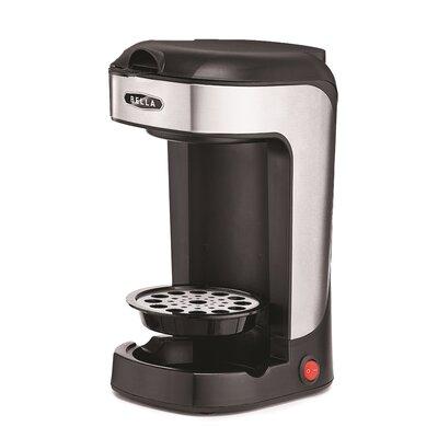 Single Scoop Coffee Maker Color: Black 14436