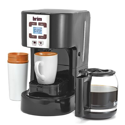 Brim Programmable Coffee Maker 50001