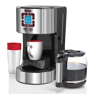 Brim Programmable Coffee Maker 50002