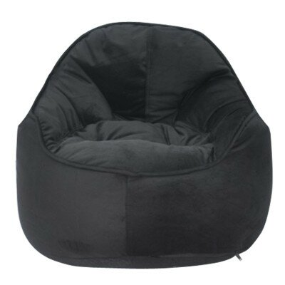 Mini Me Pod Bean Bag Chair Upholstery: Black