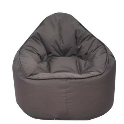The Pod Bean Bag Chair Upholstery: Brown
