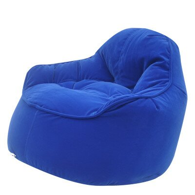 Mini Me Pod Bean Bag Chair Upholstery: Royal Blue