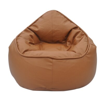 The Pod Bean Bag Chair Upholstery: Tan