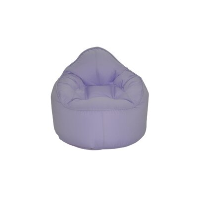 The Pod Bean Bag Chair Upholstery: Purple
