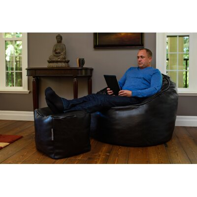 The Giant Pod Bean Bag Chair Set