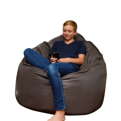 The Giant Pod Bean Bag Chair Upholstery: Gray