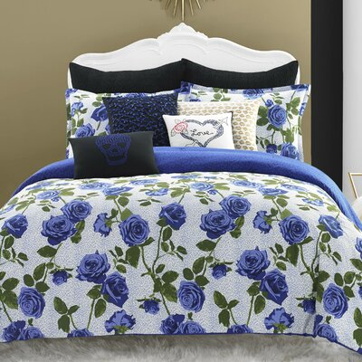 Regal Roses Comforter Set Betsey Johnson