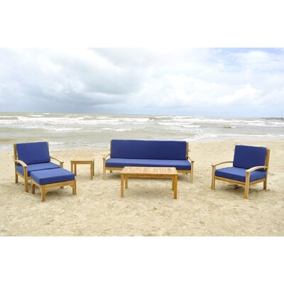 Waterford 5 Piece Deep Seating Set