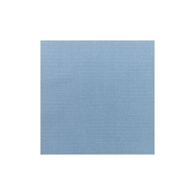 Malibu Outdoor Teak 6 Piece Deep Seating Group Set Fabric: Air Blue