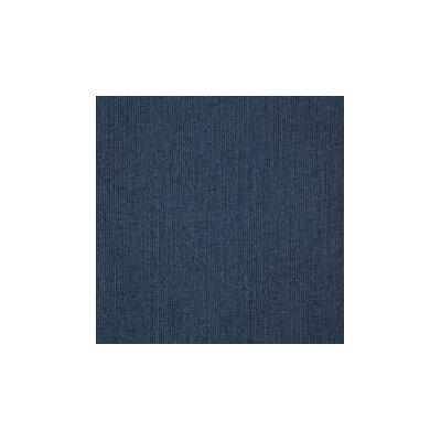 Waterford Teak 5 Piece Deep Seating Group Fabric: Indigo