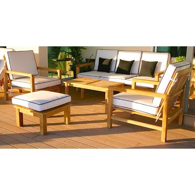 Magnificent Cotter Sunbrella Sofa Set Cushions - Product picture - 14800