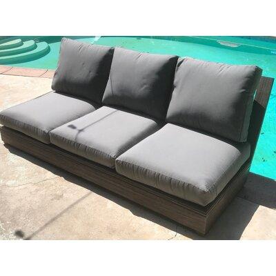 Cheap Yandell Teak Sunbrella Sofa Cushions - Product image - 2576