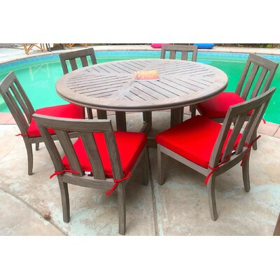 Purchase Teak Dining Set Cushion Product Photo