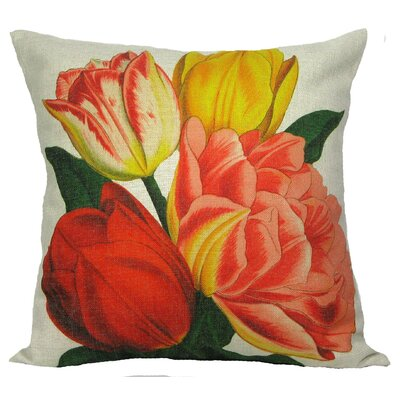 Tulips Pillow Cover