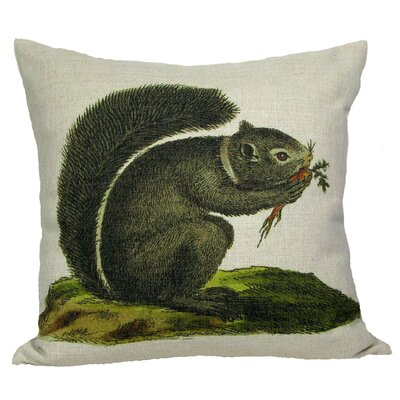Squirrel Pillow Cover
