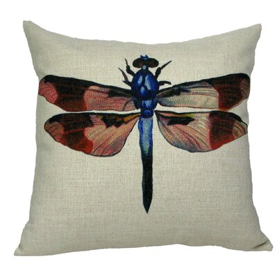 Dragonfly Throw Cover
