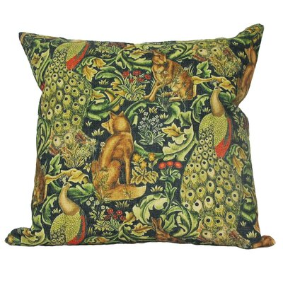 William Morris Bunny Pillow Cover