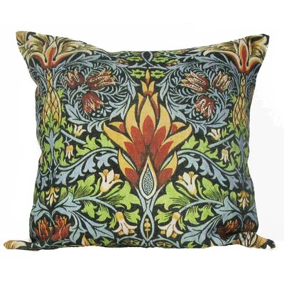 William Morris Pineapple Pillow Cover