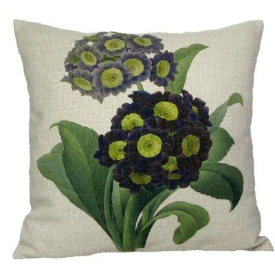 Purple Primrose Pillow Cover