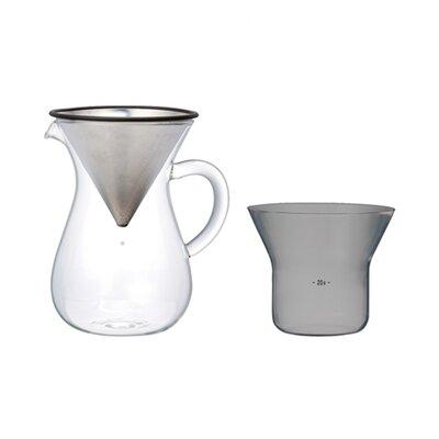 Slow Coffee 1.3 Cup Coffee Carafe Set 27620